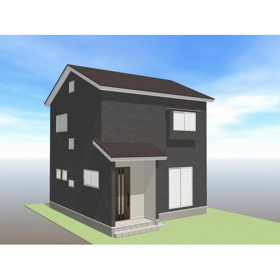 建築中◆ドゥハウス新開モデル◆
